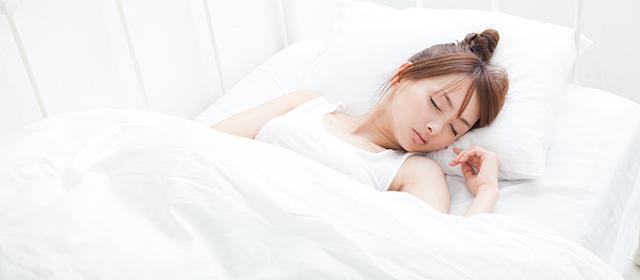 心地良い睡眠環境を作るコツ。寝具の肌触りを変えてみませんか?