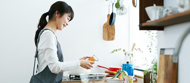 キッチンの「家事ストレス」を解消する「3つのS」とは?