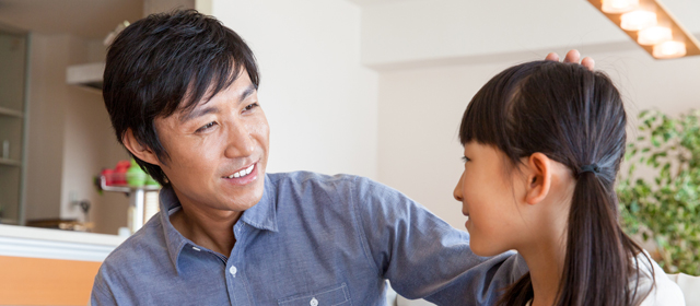 「娘のためのパパ家事スクール」でトイレそうじのポイントを講演