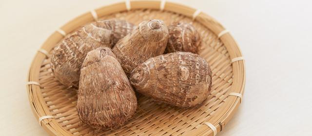冷凍保存もOK!里芋の下ごしらえと保存&おすすめレシピ