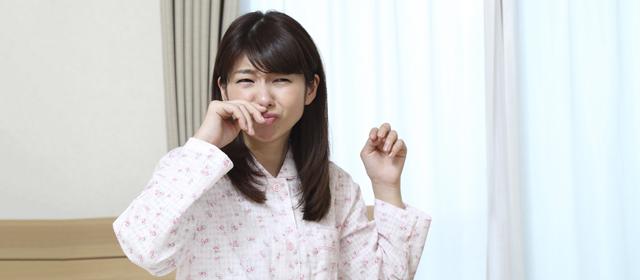 くしゃみと咳にご用心!飛沫感染しない、させない「咳エチケット」