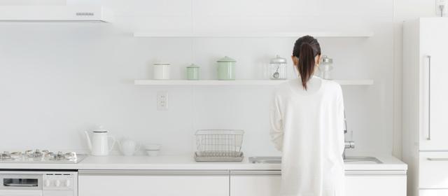 キレイキープの秘訣「キッチンリセット」は食器洗いから始めよう