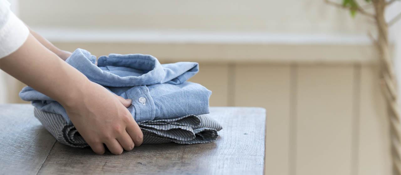 「春の衣替え」のタイミングはいつ?冬物の洗濯と収納のコツ