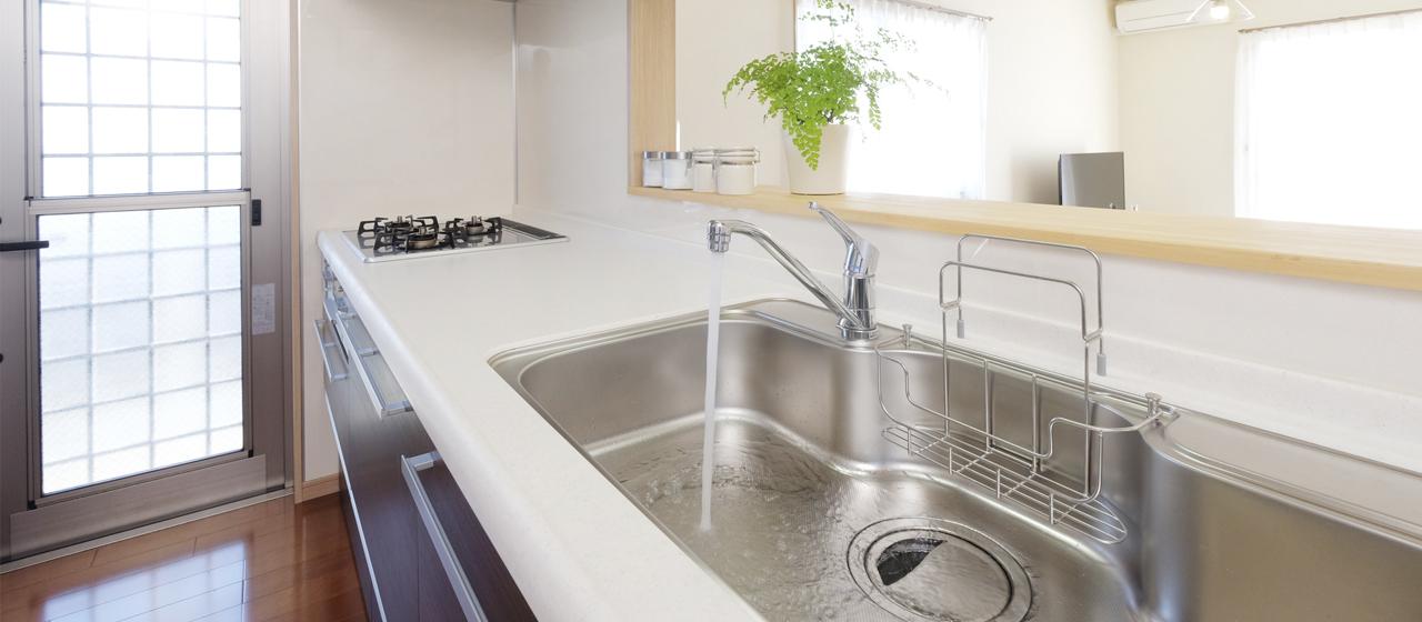 キッチンの排水口のヌメリを増やさないためのポイント