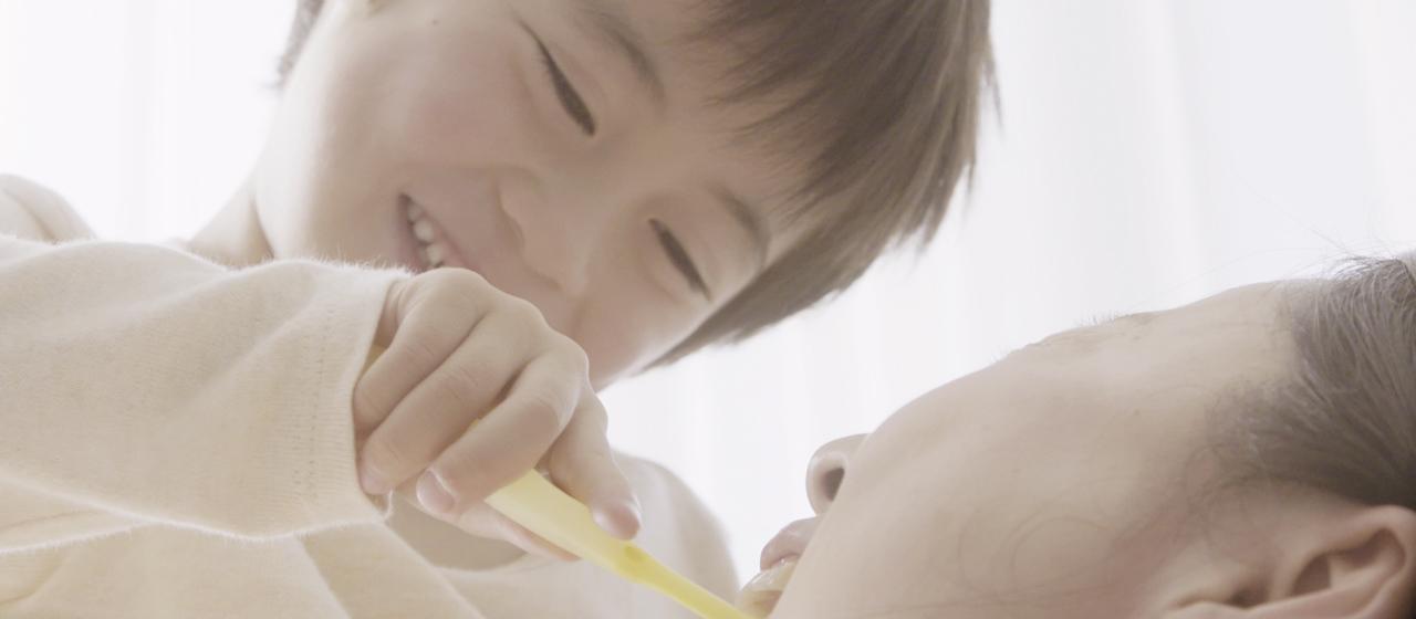 新発見!「親子で歯をみがきっこ」すると歯のケアが楽しくなる!