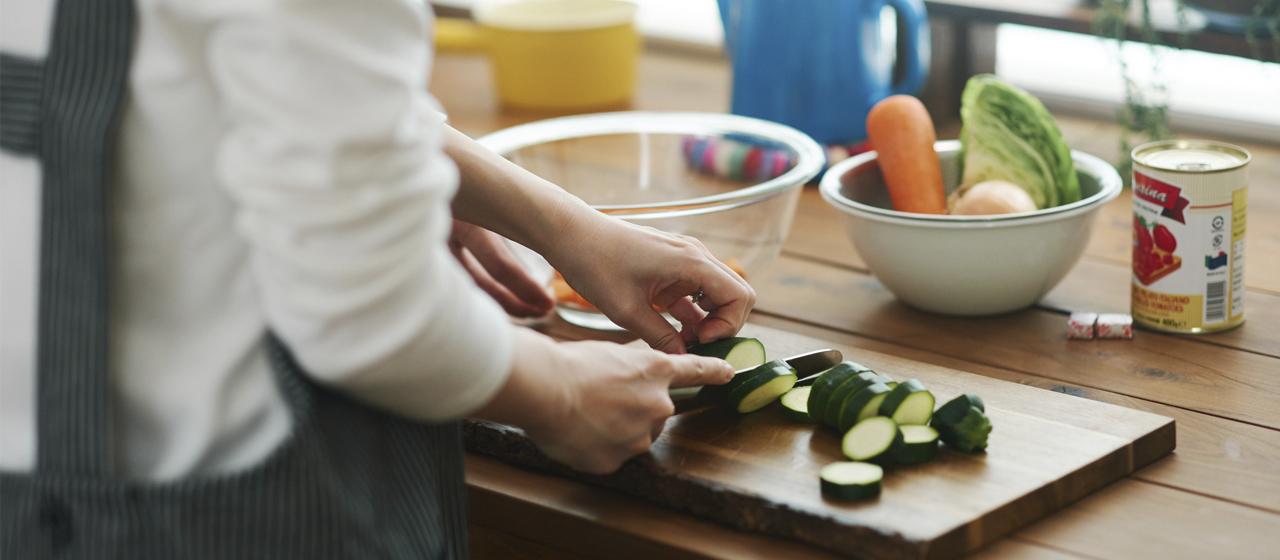 忙しい人のための時短料理ワザ!がんばりすぎない半調理テクも!