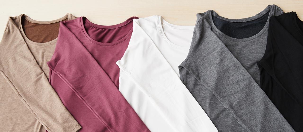 「ヒートテック」はお洗濯次第で長持ち⁉毛玉や静電気を防ぐ方法