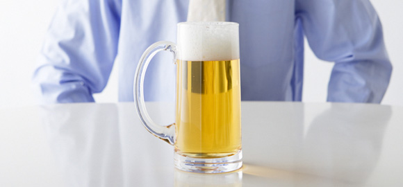 お酒を美味しく楽しむために!アルコールによる「下痢」の対処法