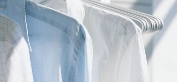 手軽にできる「しわ」がつきにくいワイシャツ・ブラウスの洗濯方法