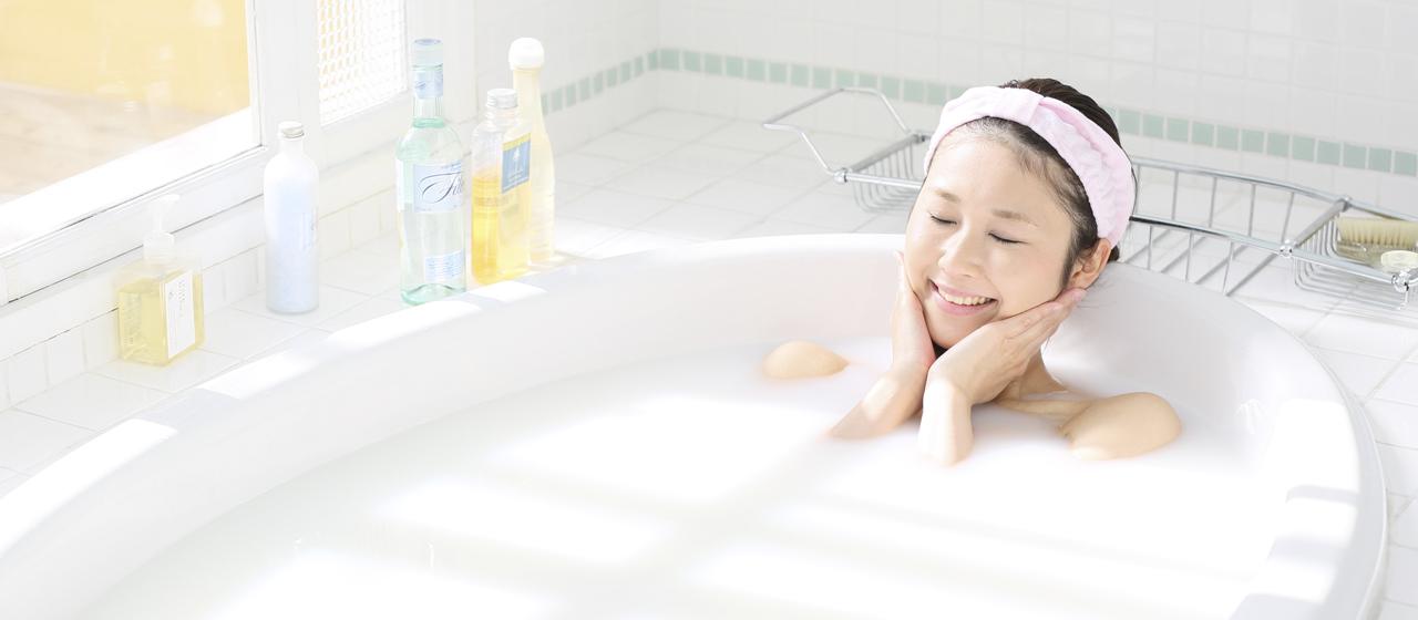 お風呂の「浴槽」のお掃除、もっとラクに簡単に!
