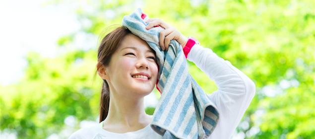気になる脇汗や体臭対策に!「制汗デオドラント剤」の使いこなし術