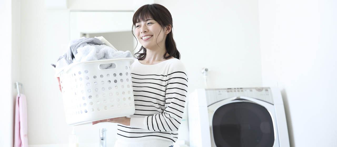 初めてのお洗濯 やり方から洗剤選び、干し方まで基本のキ