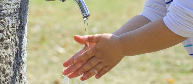 風邪・食中毒予防のための「子どもの手洗い」のポイント