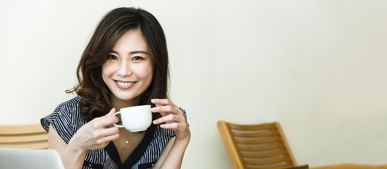 歯の着色汚れ(ステイン)の原因と予防法