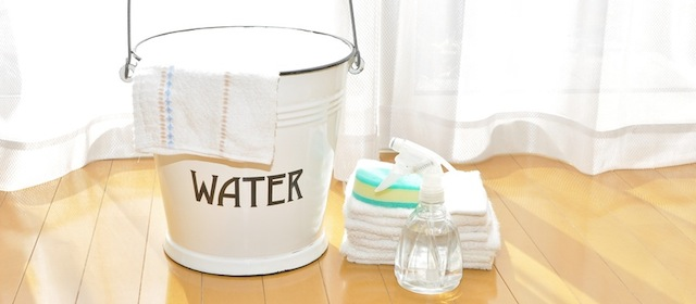 「大掃除」を始める前に準備しておきたい「洗剤」と「道具」
