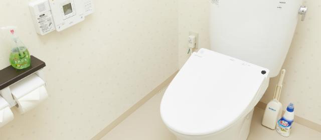 トイレのドアを開けるだけで「菌がついたホコリ」が舞い上がる!?