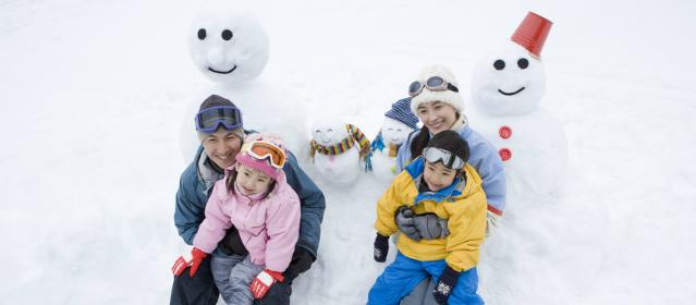 雪の日は「撥水(はっ水)・防水スプレー」を活用して快適に過ごそう!