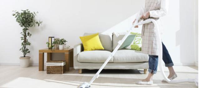 花粉の季節の掃除「掃除機かけ」のコツ
