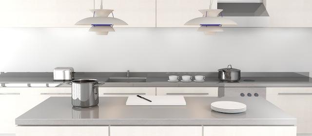 「材質」にあわせたキッチン掃除の基本