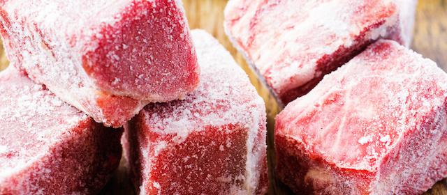 冷凍した食品を電子レンジで上手に「解凍」する方法