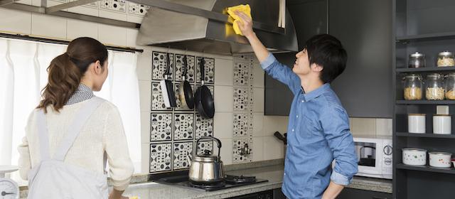 簡単ちょこっと掃除でキレイが長持ち!家族で守る「予防掃除6か条」
