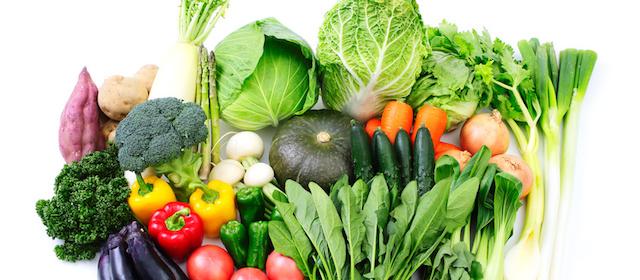 栄養たっぷりの「野菜」をたくさん食べる調理の工夫