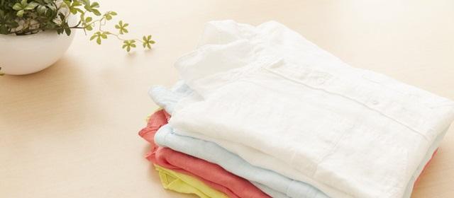 しわ・ヨレも怖くない!「リネンのシャツ」を美しく洗濯するコツ