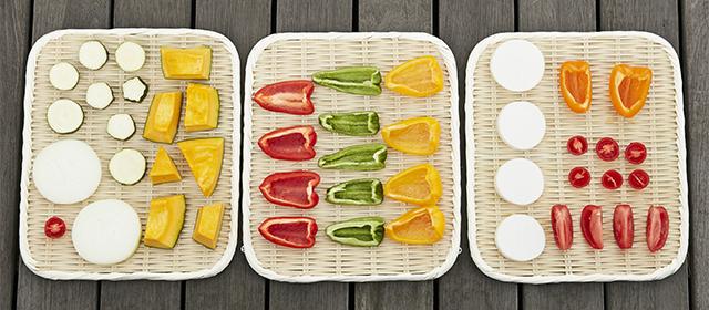 「干し野菜」の作り方 野菜の甘みが凝縮!常備菜にも!