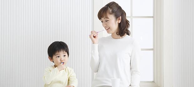 歯磨きは子どものころからの習慣化が大切!子どもの歯ブラシの選び方
