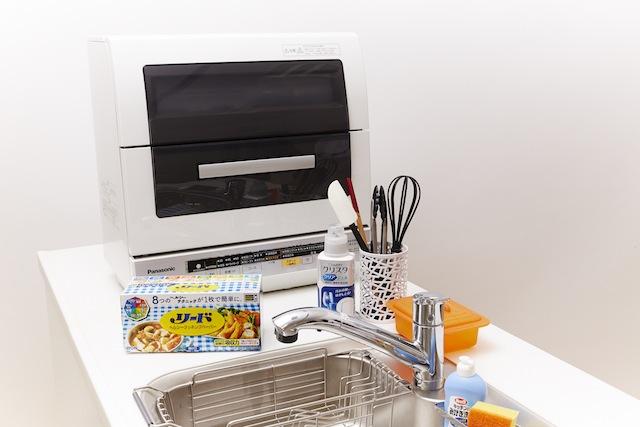 「食器洗い機」と「手洗い」の3つの違い