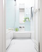浴室のピカピカ磨き掃除 「分担して、各々が空いた時間に」