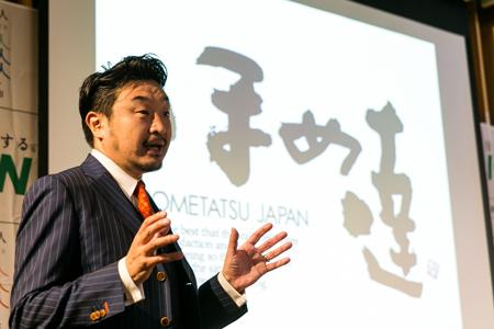 日本ほめる達人協会の西村理事長