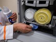 必ず食器洗い機専用の洗剤を使用