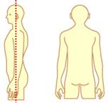 「肩関節」を正しい位置にして肩こり予防