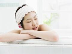 夜も暑くて寝付けない時の入浴法