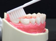 3. 奥歯の奥をみがく時