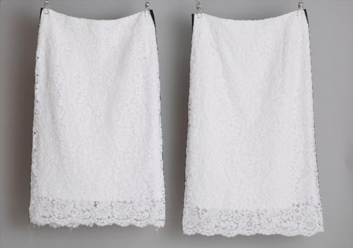 レーススカート 洗い方