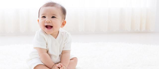 0〜1歳頃の赤ちゃんの歯みがき検定